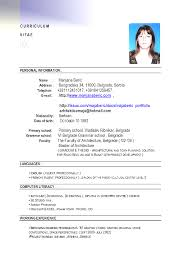 exle of curriculum vitae in malaysia msn template gidiye redformapolitica co