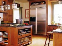 mission style kitchen island mission style kitchen cabinets pictures ideas from hgtv hgtv