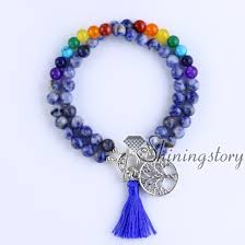 turquoise bead bracelet images Chakra bracelet chakra healing jewelry spiritual jewelry yoga bead jpg
