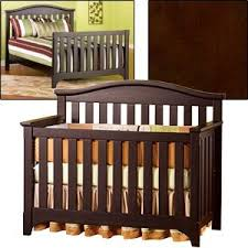 Timber Creek Convertible Crib Rails Crib Shops