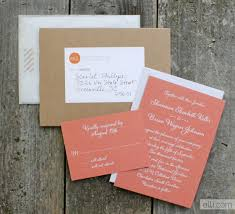 Free Wedding Samples Sample Our Wedding Invitations For Free The Elli Blog