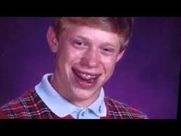 Bad News Brian Meme - whatever happened to bad luck brian man whose yearbook photo