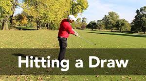 how to hit a draw in 3 simple steps golf instruction my golf