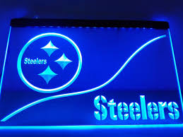 online get cheap steelers light aliexpress com alibaba group ld515 pittsburgh steelers led neon light sign home decor crafts