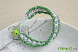 shamballa bracelet price images Diy shamballa bracelet pearl and seed beads bracelet for mom jpg