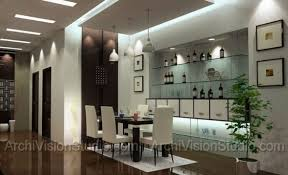 chic warmth and impressive modern dining room design ideas with