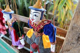 file traditional burmese commandar in chief marionette jpg