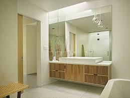 midcentury bathroom vanities wood diy midcentury bathroom