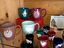mugs with design american world