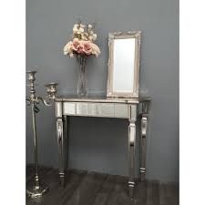 Mirrored Bedroom Furniture Bedroom Furniture Mirrored Bedroom Furniture Glass Console Table
