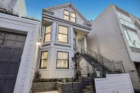 property noe valley victorian has outdoor areas on all three
