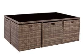 6 Seater Patio Furniture Set - outside edge garden furniture blog our new wicker outside