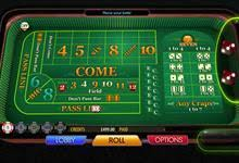 Craps Table Odds Craps Table Game One Of The Most Exciting Casino Games For Real