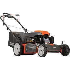 husqvarna all wheel drive self propelled lawn mower u2014 190cc honda