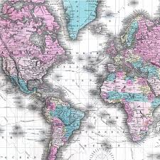 map wrapping paper roll world map gift wrapping roll 24 x 15 birthday