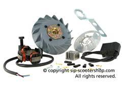 ignition vespatronic for sip scootershop com