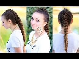 cute girl hairstyles how to french braid the dragon braid cute girls hairstyles