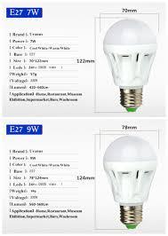 sale 2 years warranty high quality new design e9 led bulb