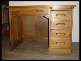 bureau ancien en bois bureau de comptable les enfants du vintage