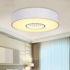 Acrylic Ceiling Light 2018 Modern Simple Iron Acrylic Ceiling L Bedroom Study