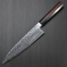 zdp 189 kitchen knives sukenari zdp189 damascus chef s gyuto knife 240mm with saya sheath