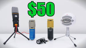 Desks Under 50 Top 5 Best Budget Mics Under 50 2016 Youtube