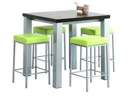 table de cuisine haute table bar cuisine conforama finest conforama table bar cuisine