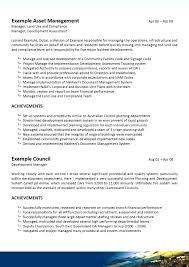preschool resume template template resume template