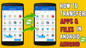 how to transfer photos from android to android how to transfer apps files from android to android without root