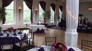 greatroom reception scene setting at savage mill greatroom youtube