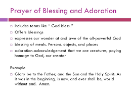 refresher on prayers what are the 5 types of prayers 1 prayer of