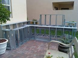 cabinet build an outdoor kitchen best diy outdoor kitchen ideas