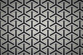 japanese pattern black and white classic japanese bamboo weave wallpaper patterns