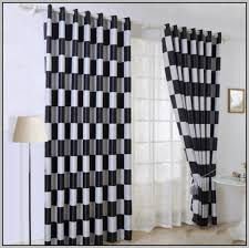 Black And White Checkered Curtains Black And White Checkered Curtains Uk Curtain Home Decorating