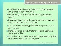Kitchen Design Process Principles Of Kitchen Design Ppt Download