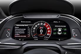 Audi R8 Top Speed - next gen audi r8 v10 revealed r8 e tron announced for geneva