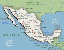 map of mexico resorts mexico hotels and resorts