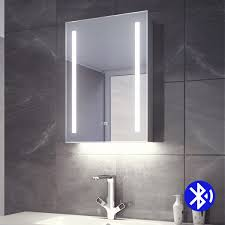 clock colour change under lighting audio bluetooth bathroom
