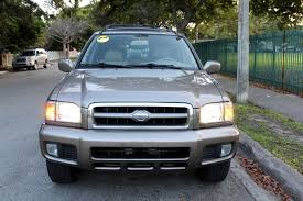 nissan pathfinder in snow 2001 nissan pathfinder le city florida the motor group