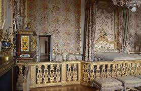 this is versailles the queen u0027s bed chamber