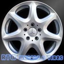 mercedes 17 inch rims mercedes s class wheels for sale 2008 2011 19 machined silver