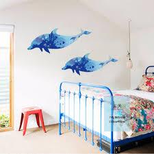 dolphin home decor online shop blue dolphin ocean bathroom bathtub washroom kitchen