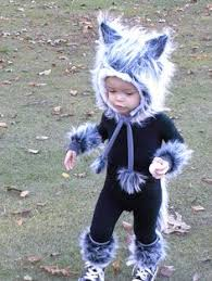 Childrens Halloween Costume Patterns Wolf Costume Pattern Mask Tail Cosplay Diy Sewing Tutorial