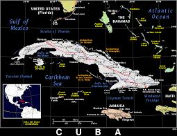 Maps Cu Cu Cuba Public Domain Maps By Pat The Free Open Source