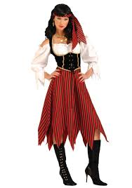 pirate maiden costume womens pirate wench costumes