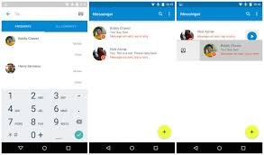 apk sms messenger apk pengganti aplikasi messages di