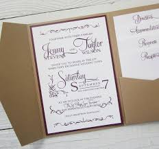 pocket invites pocket wedding invitations uk tbrb info