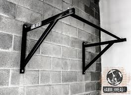 hammerhead strength equipment pull up bar and crossfit rig