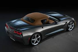 2014 convertible corvette gm reveals 2014 chevrolet corvette stingray convertible ny daily