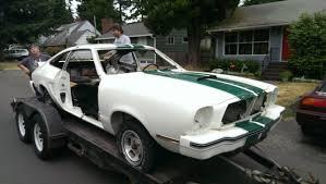 77 mustang cobra 2 1977 ford mustang ii v8 cobra and t top targa roof hatchback 4